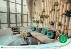 Gia đình bán căn hộ 65m2 nội thất đẹp chung cư Hồ Gươm Plaza tháp C  874351