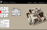 Bán căn hộ penthouse chung cư Platinum số 6 Nguyễn Công Hoan, diện tích 230m2, giá 8 tỷ