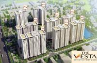 Bán Kiốt tại Hà Đông , dự án The Vesta Phú Lãm . Diện tích 25 – 60m2, giá 26tr/m2. LH 0975.888.394.