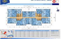 Chính chủ cần bán gấp căn hộ giá tốt nhất tòa C, Vinaconex2, Kim Văn Kim Lũ, DT: 59m2, 2PN, 2WC, tầng 28,