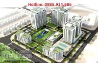 Bán xuất ngoại giao căn 3 PN tòa GH6 chung cư Green House Việt Hưng – Long Biên – Lh: 0985.914.686