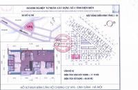 Chính chủ bán căn góc 3 pn, 2 wc, 77.76 m2 chung cư VP6 Linh Đàm, Hoàng Mai, Hà Nội