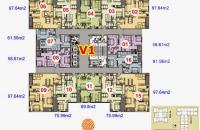 10.Chính chủ bán gấp căn góc 11 tòa V2, dt 109.4m2 chung cư Home city 177 Trung Kính, giá thỏa thuận 0906237866