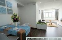 Bán căn hộ Vinhomes - 56 Nguyễn Chí Thanh 86,6 m2 + 40 m2 sân vườn căn vip giá 7 tỷ