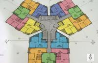 3.Chính chủ bán căn 805, dt 62m2, chung cư CT3 Yên Nghĩa, giá 10tr/m2 LH chủ nhà 0906.237.866