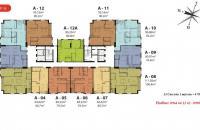 Không đủ tiền đóng tiến độ tiếp theo, bán Hateco Hoàng Mai, dt 60m2, giá 18.5tr/m2 LH 0944.952.552