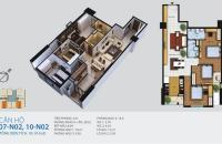 Chính chủ cần bán ngay căn hộ số 10 và 07 tòa N02 – 87 Lĩnh Nam, giá tốt nhất.