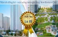 Chung cư New Horizon City - 87 Lĩnh Nam, được ví như Times City, mà giá chỉ bằng nửa.