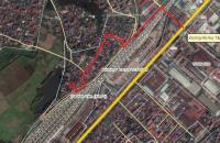 Bán 45m2 đất tại thị trấn Yên Viên, Gia Lâm, Hà Nội giá cực rẻ 550 triệu