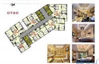 Chính chủ cần bán gấp căn hộ số 2 tòa CT3C Nam Cường Cổ Nhuế-Bắc Từ Liêm. 98.96m2, SĐCC