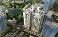 Cần bán gấp tòa N03T3-T4 Ngoại Giao Đoàn (Horizon Tower), DT 103.3-157.6m2, vào 20% HĐMB