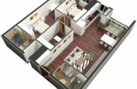 CĐT Hoàng Huy mở bán đợt cuối căn hộ 3PN Golden Land giá chỉ từ 30tr/m2
