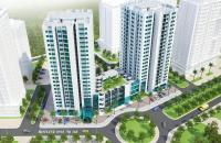 Bán suất ngoại giao căn 12tòa B1CT2 chung cư Tây Nam Linh Đàm, 96,15m2 giá rẻ