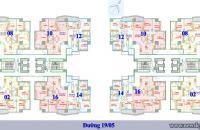 Bán suất ngoại giao căn 12 14 tòa A New Skyline Văn Quán Hà Đông Hà Nội diện tích 97,21m2.