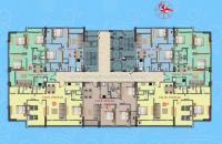 Bán chung cư A1CT2 Linh Đàm, diện tích 95,67 m2 gía 22 tr/m2