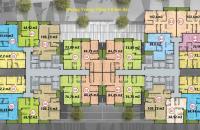 Bán CH 06 tòa G2 chung cư Five Star: DT 84.44 m2, 2PN (rất cần bán)