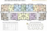 Bán chung cư C37 Bắc Hà căn 06, tầng 12, diện tích 84m2, giá 27tr/m2. Lh: 0962.543.992