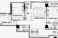 Bán căn hộ chung cư toà 17T4 DT 128,4m2, 30.5 tr/m2 Hapulico Vũ Trọng Phụng,Thanh Xuân, Hà Nội