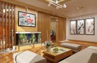 Bán căn hộ M3 - M4 Nguyễn Chí Thanh, DT: 120 m2, căn góc, nhà đã cải tạo đẹp giá 31 triệu/m2