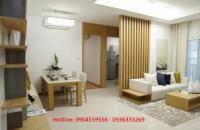 (Em Tuấn 0904666956) bán gấp căn hộ tầng 18, DT 68m chung cư 75 Tam Trinh, giá 22.5tr/m2