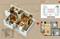 Bán 16.07 chung cư Helios Tower 75 Tam Trinh,diện tích 79 m2/2PN/2WC. LH 098.111.5218
