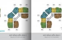 Tôi cần mua gấp căn hộ số 7 tòa N01T8 dự án Đoàn Ngoại Giao, DT: 122m2
