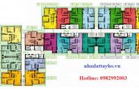 Bán căn hộ chung cư Viện Kiểm Sát Tây Hồ - Ecolife (nằm trong quần thể khu đô thị mới Tây Hồ Tây)