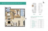 Gia đình bán chung cư Xuân Phương Residence 56 m2 giá rẻ nhất