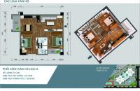 Bán căn hộ chung cư Ngoại Giao Đoàn tòa N04A – 59m2 LH: 0948638811