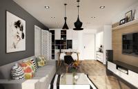 Bán căn hộ chung cư Hòa Bình Green 376 đường Bưởi