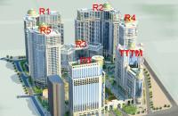 Chính chủ bán chung cư Royal City, R4, căn góc 01, 131.4m2, full đồ, 6.5 tỷ