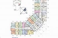 Bán chung cư CC Royal City, tòa R4, căn 23, 104.9m2, 2PN { 4.6 tỷ full đồ}