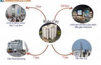 Chung cư Ruby City 2 giá từ 1.1 tỷ/căn, full nội thất, CK 4,5%