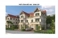 Hot dự án liền kề biệt thự Phú Lương giá rẻ !