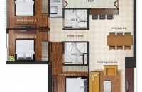 Tôi cần bán căn số 7(góc), tòa N04T1 Ngoại Giao Đoàn, DT: 110m2, giá: 24.5tr/m2