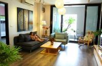 Bán căn hộ 165 Thái Hà, DT 171m2, 4PN, 3WC, căn góc hướng Đông Nam, nội thất cao cấp