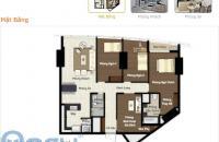 Bán căn hộ 1403 (160 m2) tòa A CCCC Keangnam giá 48.99 triệu/m2