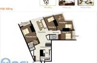 Bán căn hộ 04 tòa A (126 m2) Tòa A, CCCC Keangnam giá 48.99 triệu/m2