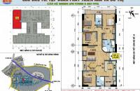 Chuyển nhượng CHCC 144m2, 4PN căn 1614 tòa VP2 bán đảo Linh Đàm, giá 3,9 tỷ