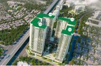 Bán nhanh căn 2 phòng ngủ toà CT4 Eco Green City Nguyễn Xiển giá rẻ