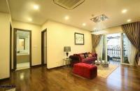 Bán căn hộ 170 Đê La Thành 133 m2, đã cải tạo 3 PN, nhà đẹp, Tây Nam, sổ đỏ, giá 34,5 triệu/m2