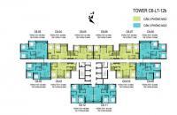 Bán chung cư Vinhomes Trần Duy Hưng tòa C6 căn số 10 tầng 15, giá rẻ