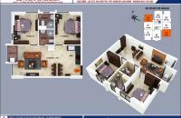 Sàn phân phối chính thức dự án B1B2 Tây Nam Linh Đàm, LH: 0974969399