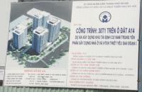 Hot, chính chủ bán căn hộ 1104 A2 tòa 21T1 giá rẻ nhận nhà ngay. LH 01672892585