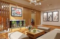 Bán căn hộ 101 Láng Hạ 163m2, căn góc 3 mặt thoáng, view 2 hồ, nội thất 2 tỷ, giá bán 5 tỷ