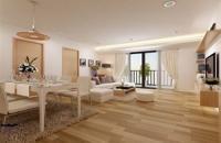 Bán căn hộ 57 Láng Hạ 1806 DT 193m2, có 4PN, nhà đẹp, view 2 hồ, giá 27,5 triệu/m2