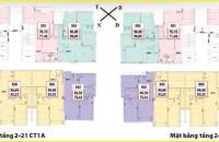 Bán chung cư Thông Tấn Xã, căn 1503- CT1A, dt 75m2, bc ĐN, giá bán 17tr/m2. LH 0906.237.866