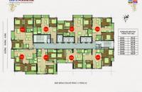 Chính chủ bán căn 1501 dt 95m2, CC 89 Phùng Hưng cần bán gấp giá 16.8tr/m2. LH 0944952552