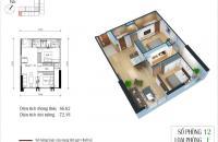 Cần bán căn 12CT4 Eco Green City (66,62 m2/2PN/2WC). Liên hệ chính chủ 0989218798