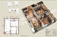 Giá 31,5tr/m2 cần bán gấp căn 02 tòa V2 diện tích 68,31m2, view Trung Kính căn hộ Home City